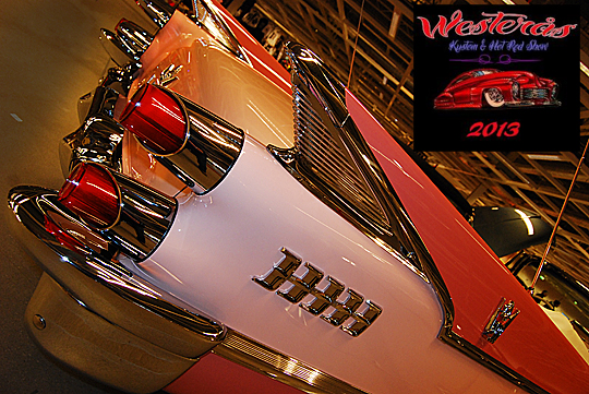 Big Wheels Malung på Hot Rod Show i Västerås Ikea Hälla
