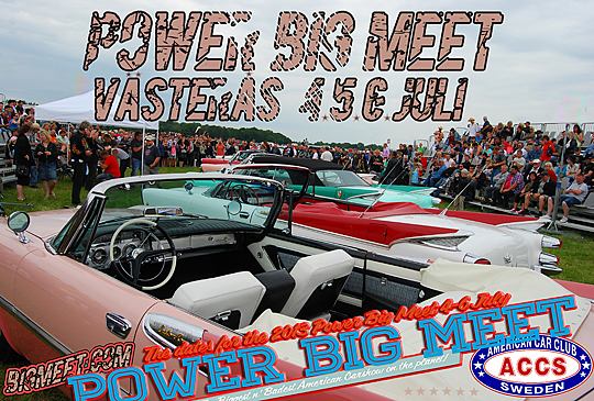 Big Wheels Malung besöker Power Big Meet i Västerås 2013