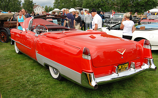 Top of the line-Cadillac 1954